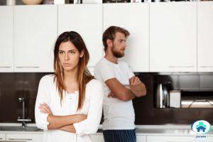 دعوا زن و شوهر بعلاوه زندگی